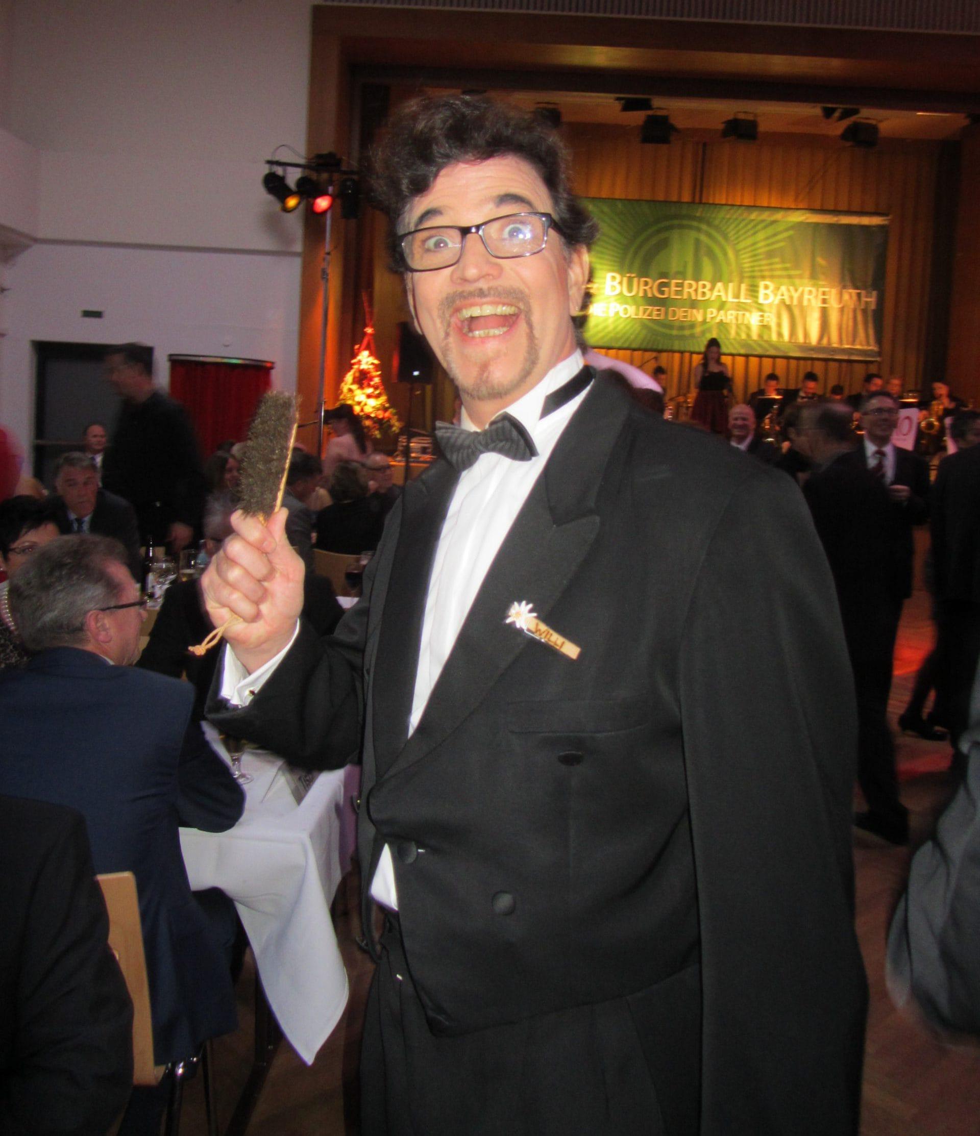Williams Entertainment Comedy Kellner Willi